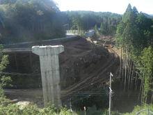 平成29年度 設楽ダム設楽根羽線迂回路工事