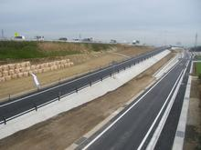 平成20年度 23号知立BP南中根道路建設工事