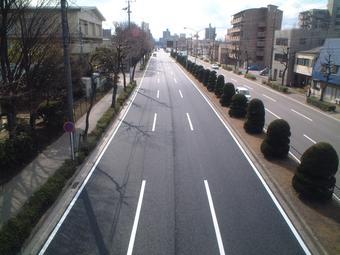 沿道環境改善事業(葵町)