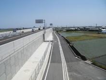 平成22年度 23号豊橋BPサノ割道路建設工事
