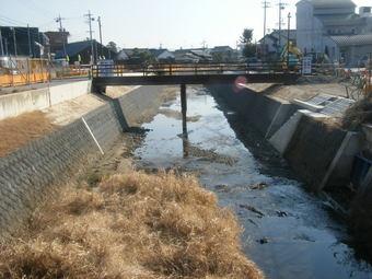 床上浸水対策特別緊急工事
