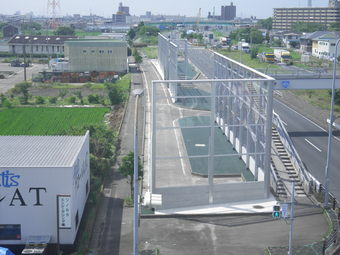 平成27年度 302号供米田かの里地区道路建設工事