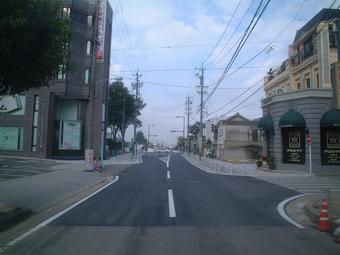 道路整備工事